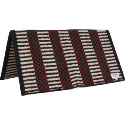 Navajo blanket Red-Black