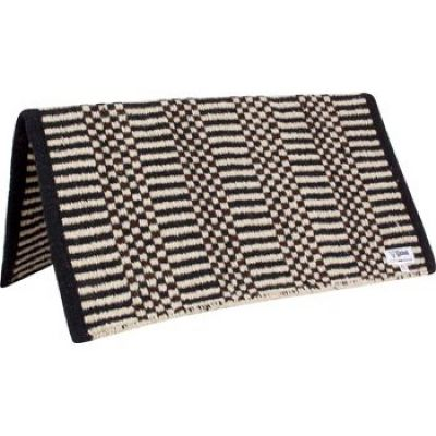 Navajo blanket Brown / Black