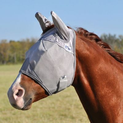 Fly mask Cashel Crusader Std w/ears A