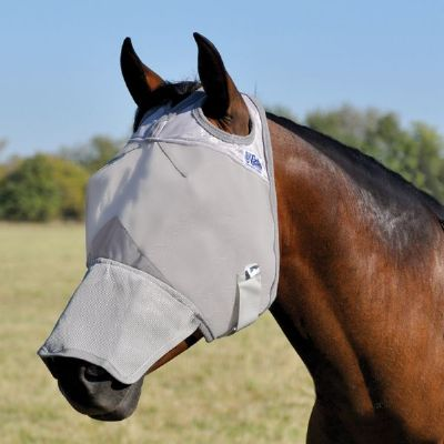 Fly mask Cashel Crusader Long Y