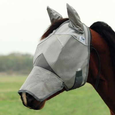 Fly mask Cashel Crusader Lond w/ears Y