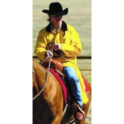 Saddle Slicker Adult YW