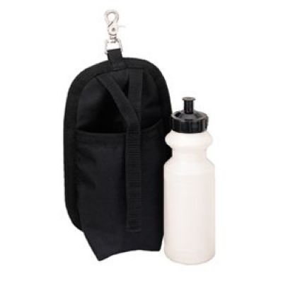 WATER BOTTLE HOLDER, BLACK