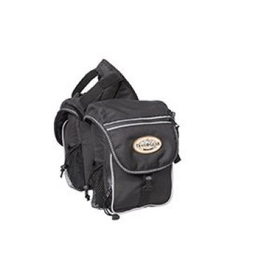 TRAIL GEAR POMMEL BAG, BLACK