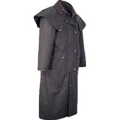Bushfire Coat Black