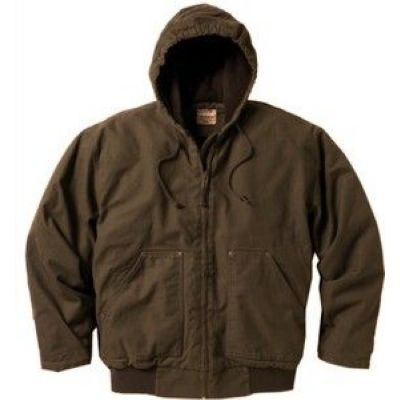 Saddle Hooded Jacke Fleece lnd