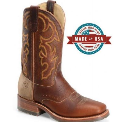 Mens Roper Oak ICE Sq Toe